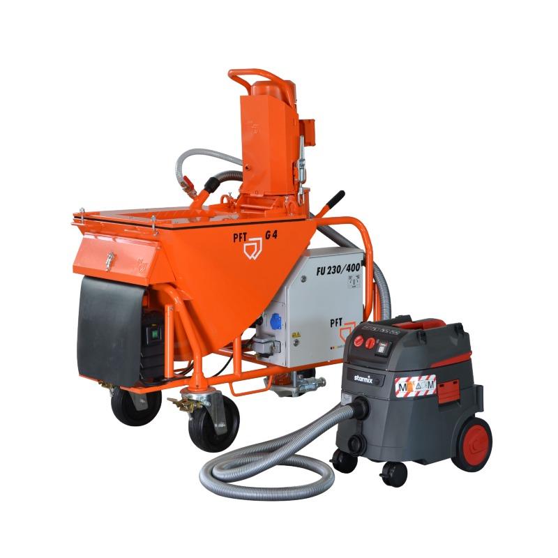 PFT Anti dust Equipment G4