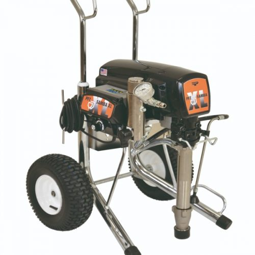 pft samba airless sprayer