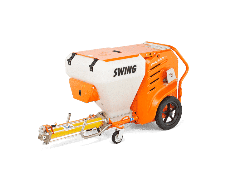 Airless Plastering Pump Machine