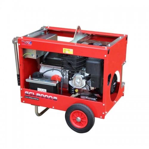 10 kva plastering machine generator