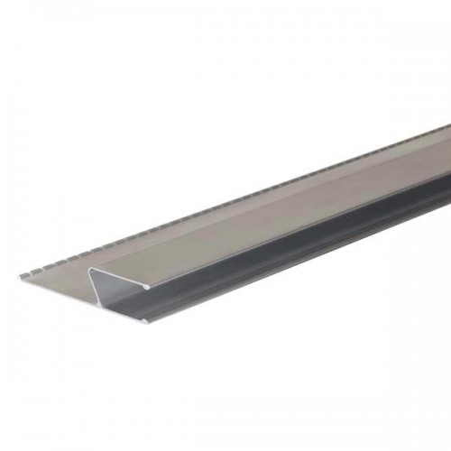 serrated rendering straight edge