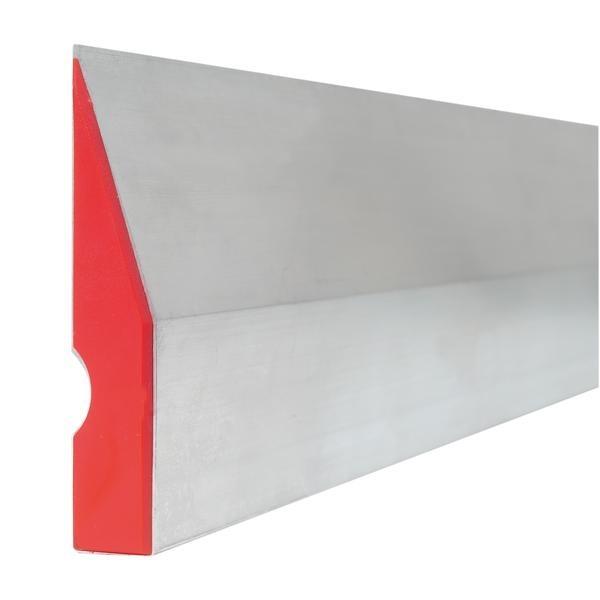 Aluminium feather edge