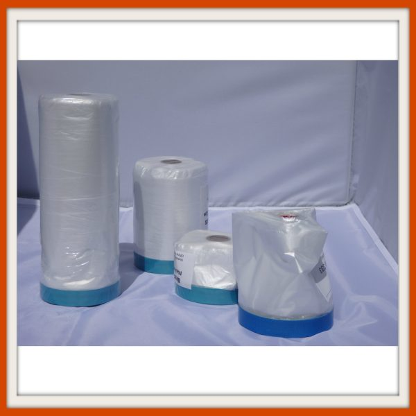 Drop down masking film 2100mm