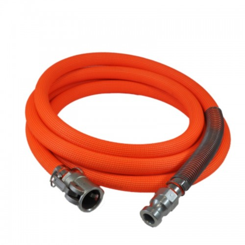 Ultralight plaster spraying hose