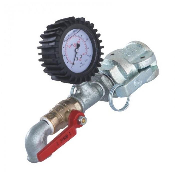 Pressure tester rotor stator