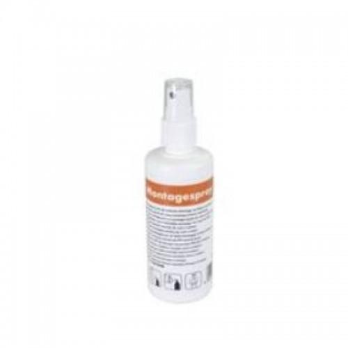 assembly spray rotor stator