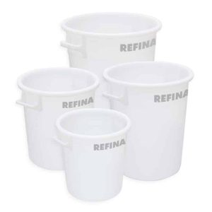 Mixing buckets for Plaster