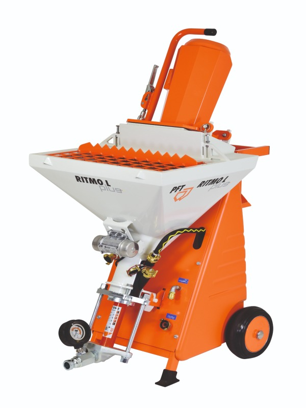 Finance deals for plastering machines