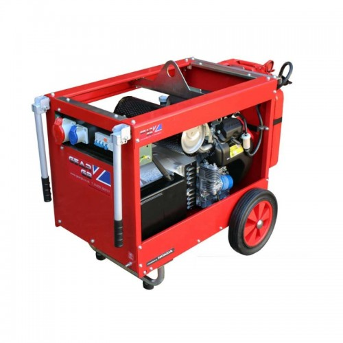 15.5 kva plastering machine generator