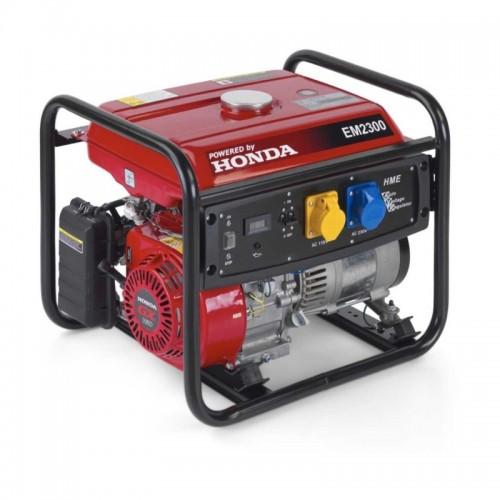 Honda petrol generator