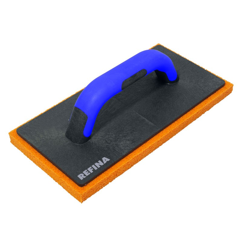 "Refina Sponge Float 12/"" Medium Coarse Orange"