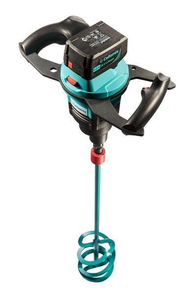 collomix xo10 cordless paddle mixer