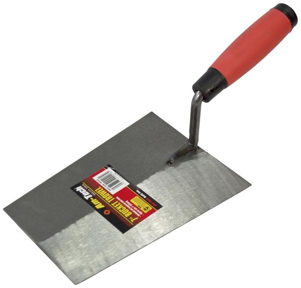rubber handle bucket trowel