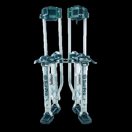 double braced plastering stilt