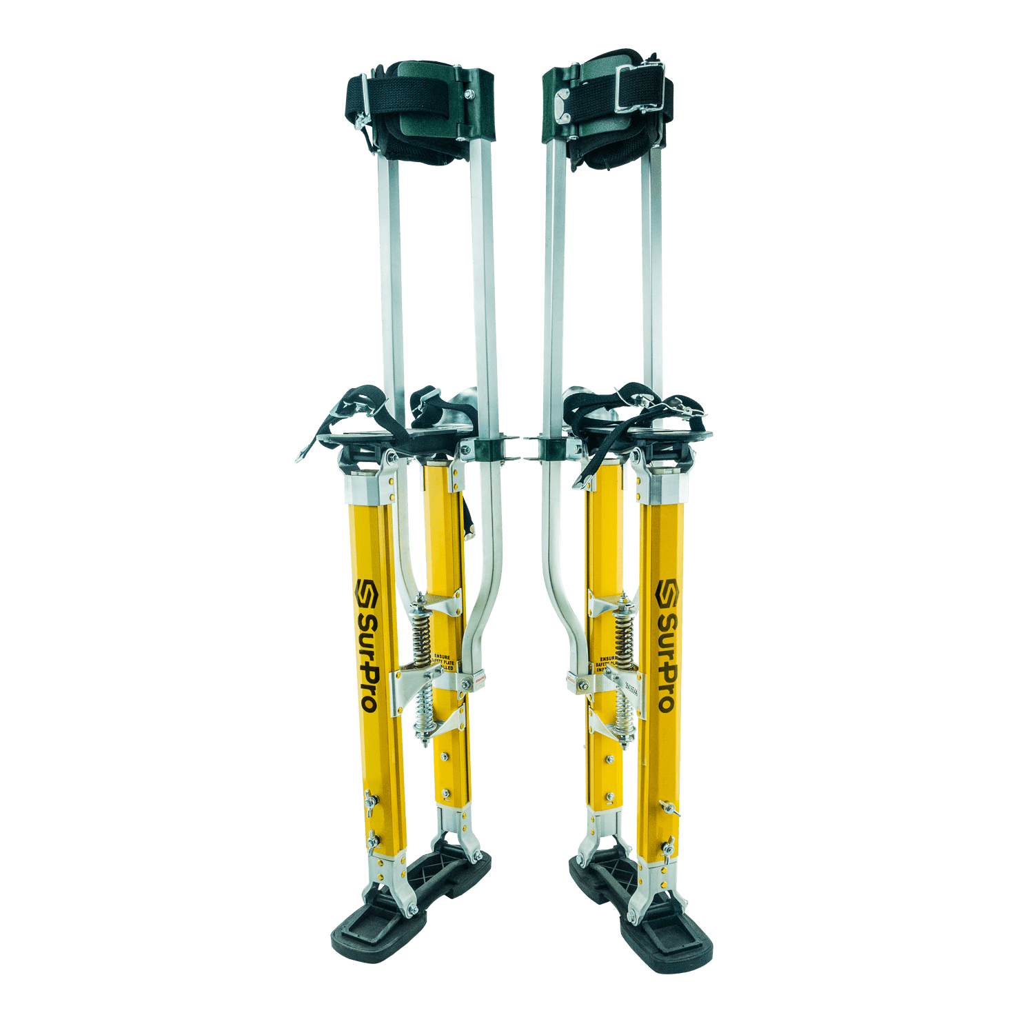 magnesium double sided stilts
