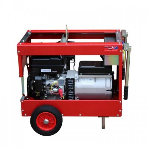 6 kva honda generator