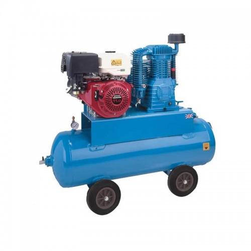refina 30 cfm petrol air compressor
