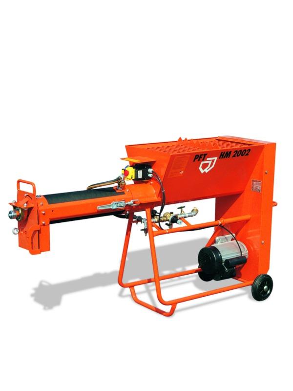 pft hm2002 mixer