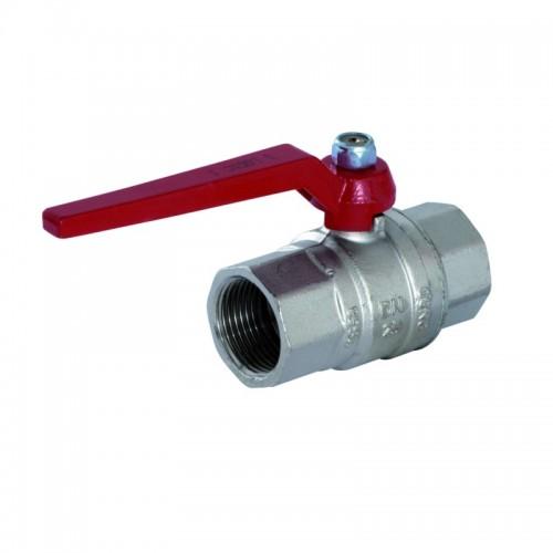 1 inch material shut off valve
