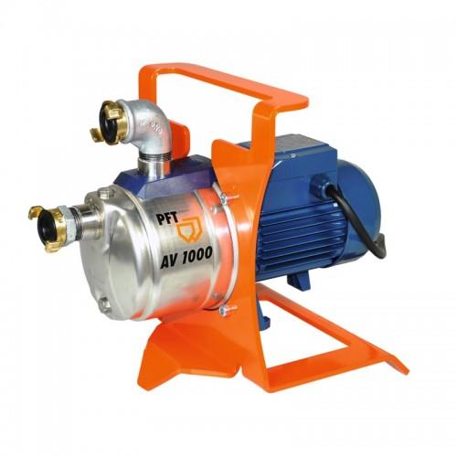 PFT AV1000 Water pump
