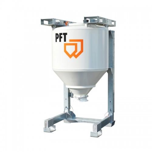 PFT minitainer