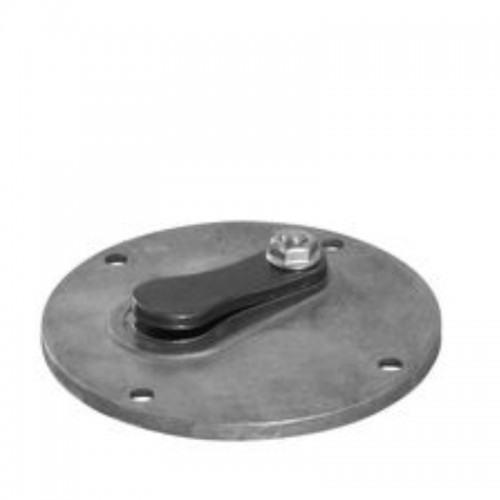 Plate for cylinder head