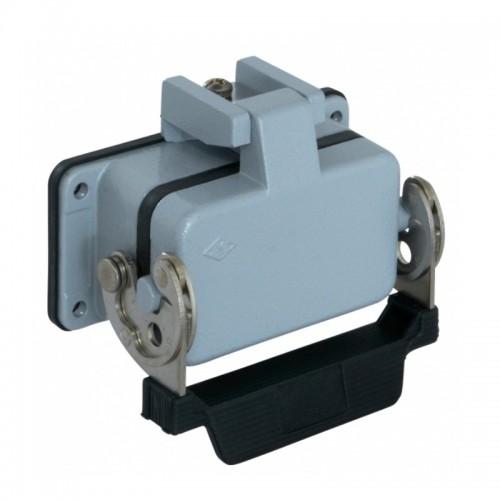 Plug housing for motor ritmo
