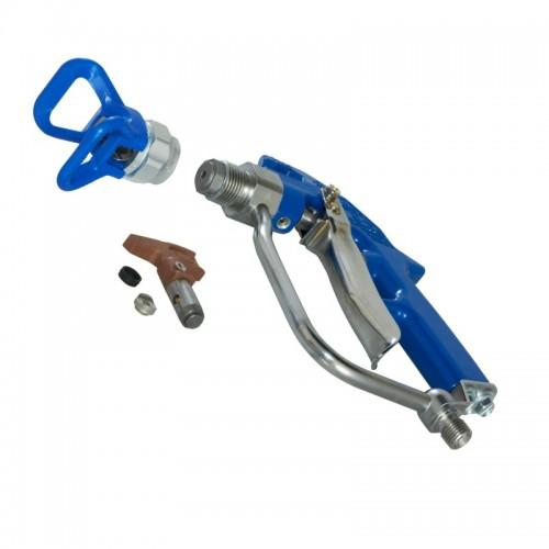 airless plaster spray gun
