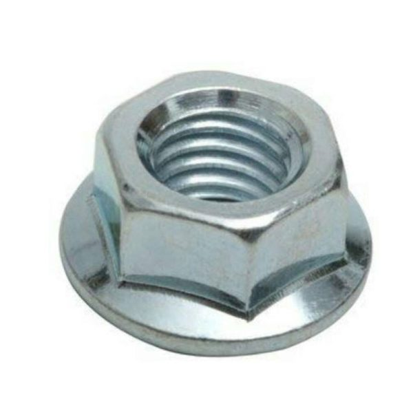 m12 flanged nut