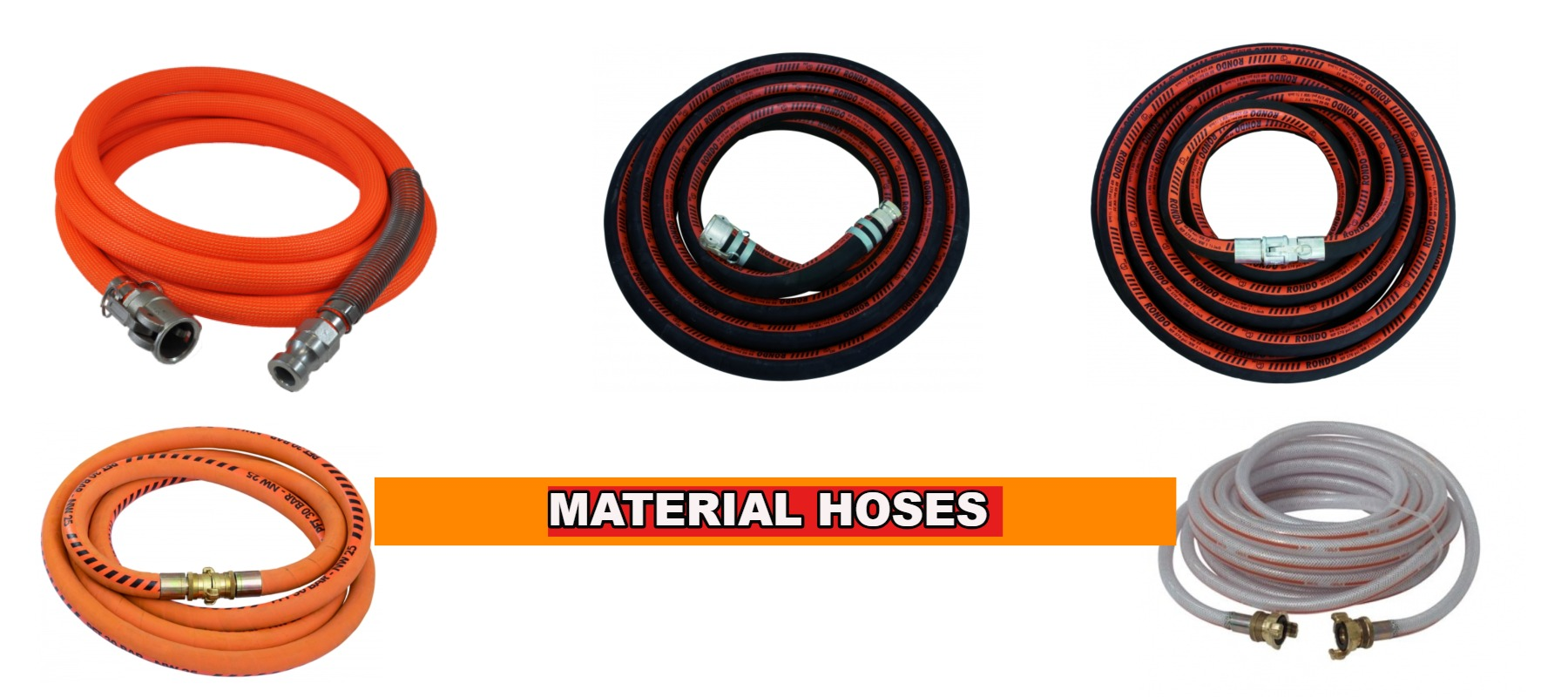 Plastering machine Hoses Screed pump pipes @ PFT Wales