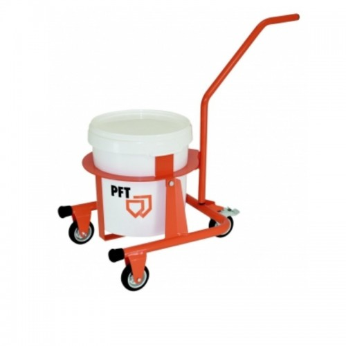 pft trolley for screeds