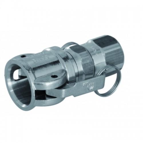 rotating coupling spray gun
