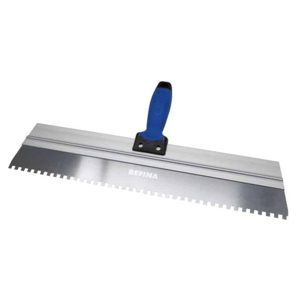 Refina Serrated toothed Spatula