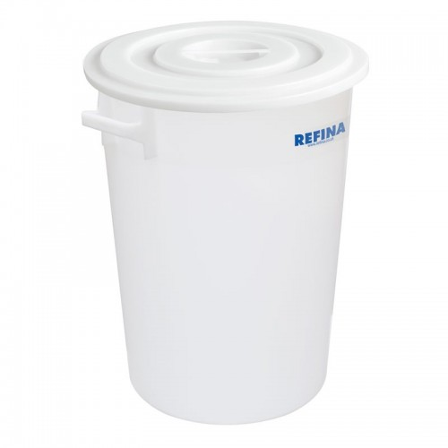 Refina Mixing Bucket with Lid