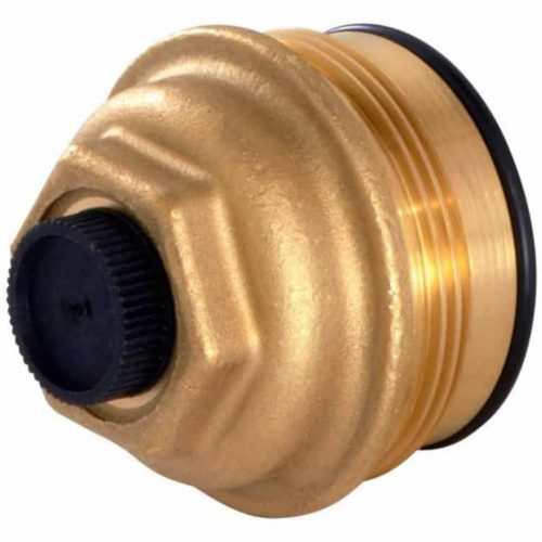 brass cover for pressure reducing valve
