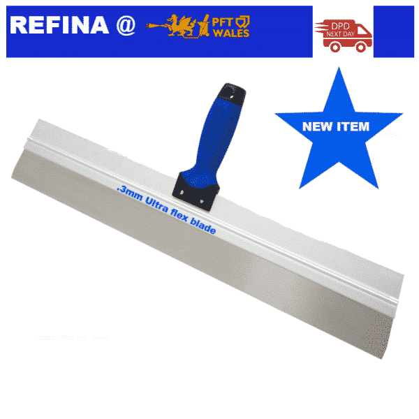 Refina ultr flexible skimming spatula