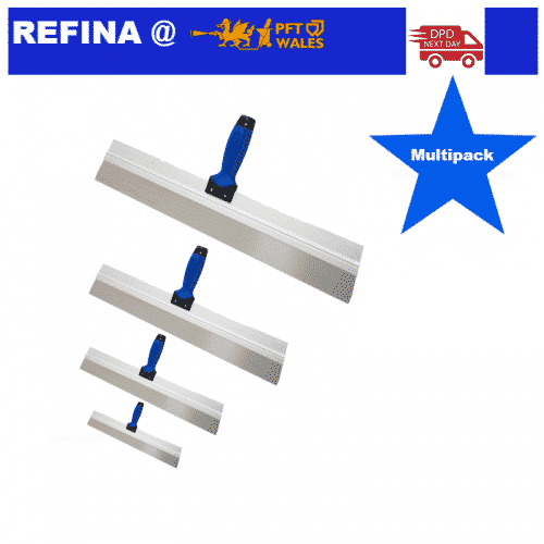 Refina skimming spatulas
