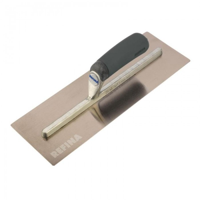 Refina Finatex2 golden plastering trowel