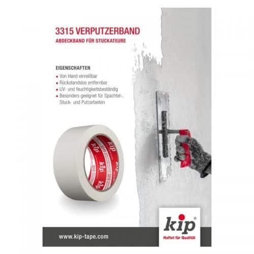 kip white tape