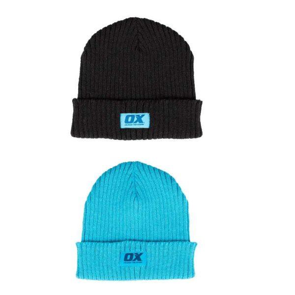 ox beanie hat work