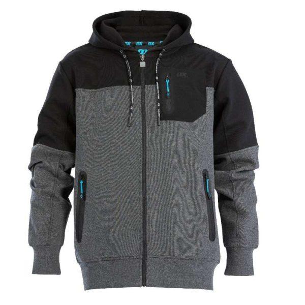 Ox hoodie jacket