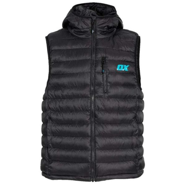 OX RIBBED GILET BODYWARMER