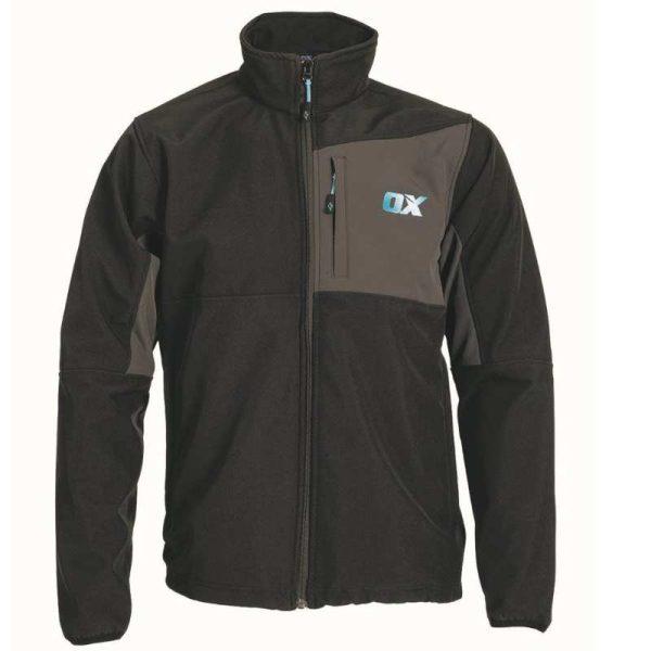 ox softshell work jacket