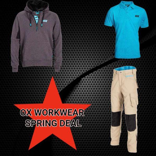 ox workwear bundle