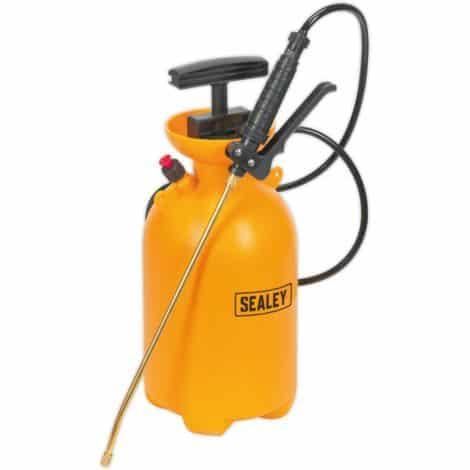sealey pressure sprayer