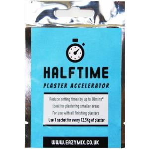 halftime plaster